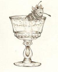 Cocktail belle epoque
